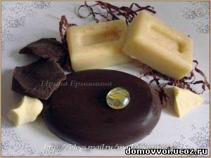 Мастер-класс-Массажные плитки и шоколадные обертывания