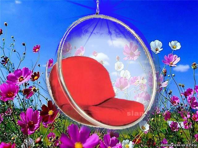 кресло гамак подвесное